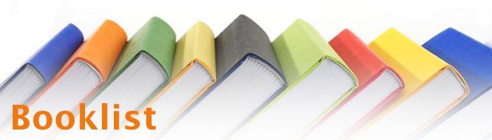 Image result for book list